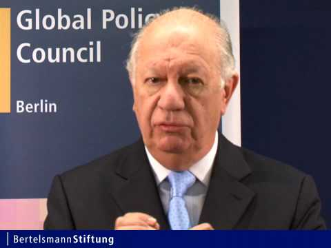 Ricardo Lagos Escobar on Prospects for Global Governance