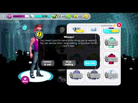 STARDOM: HOLLYWOOD Android Gameplay