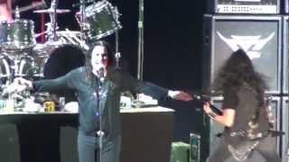 Ozzy Osbourne & Friends ~ Suicide Solution ~ Rockwave Fest. 2012, Live in Athens, Greece (HD, 1080p)