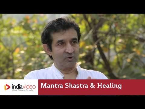Mantra Sastra and its healing process