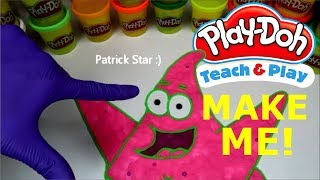 Make The Coolest Star Fish :) l SPONGEBOB SQUARE PANTS