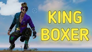 SOLO VS SQUAD || WITH NEW KING BOXER BUNDLE 🔥 !!!!