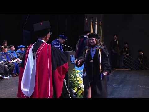 2018 UB School of Pharmacy and Pharmaceutical Sciences Commencement PT 2 of 3