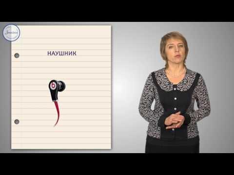 Русский  язык 3 класс. Основа и окончание