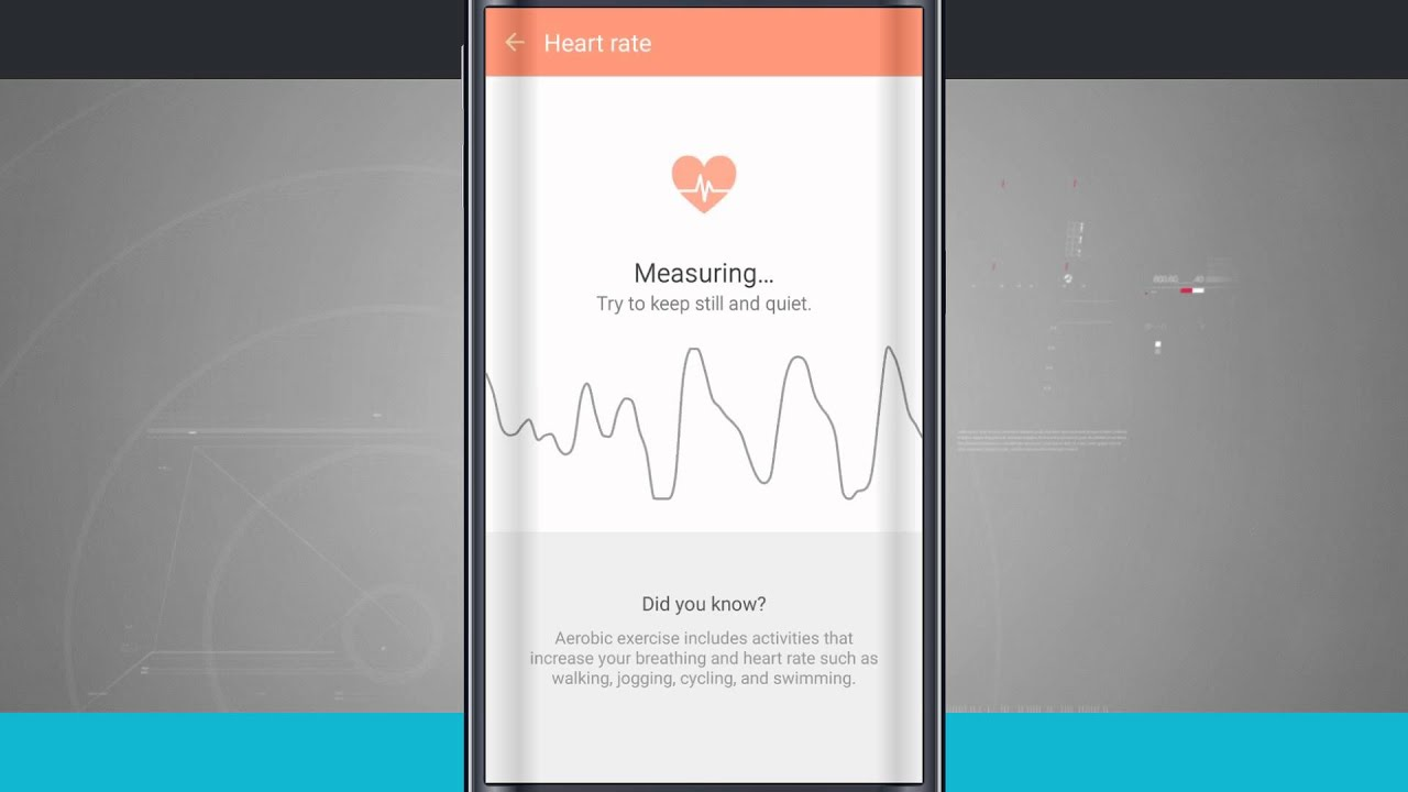 How to Use the Heart Rate Sensor on Samsung Galaxy S6 Edge