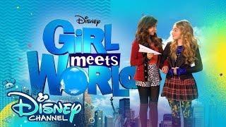 Girl Meets World 5 Year Anniversary! | Throwback Thursday | Disney Channel