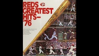 1976 Cincinnati Reds - Season Highlight Release (LP Record)