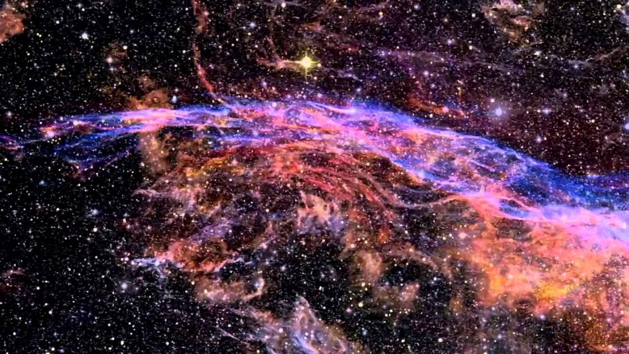 Supernova Explosion The Veil Nebula Science - YouTube