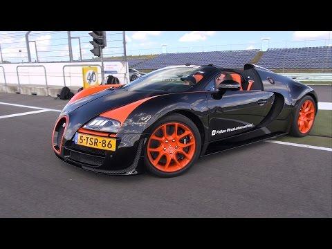 bugatti veyron 16 4 grand sport on the road in london. Black Bedroom Furniture Sets. Home Design Ideas