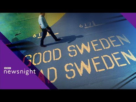 Sweden: Truth, lies & manipulated narratives? - BBC Newsnight