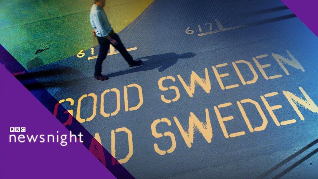 Sweden: Truth, lies & manipulated narratives? - BBC Newsnight