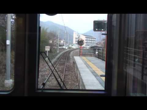 [HD]加古川線 西脇市→谷川 Kakogawa Line