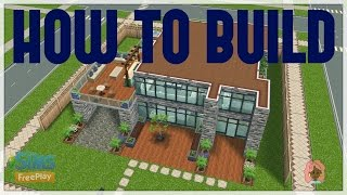 Sims Freeplay - How to build Modern house(Sorry guys that it took me soo long to upload this video. I just had a lot of problems, and i'm really busy cause of school and exams. anyways i hope this video ..., 2016-06-10T03:30:09.000Z)