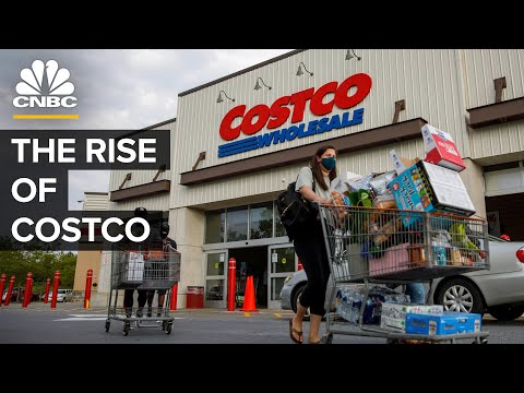"""How Costco Became A Massive """"Members Only"""" Retailer"""