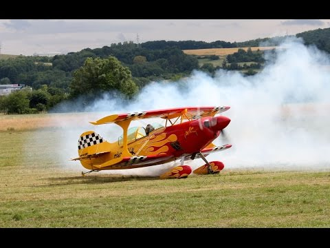 Pitts S1 - Aerobatic Show -  Mark Oliver Klenk - 2015