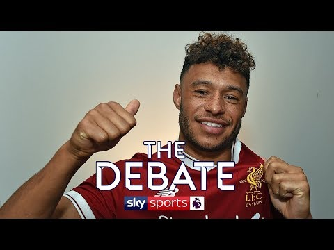 Why did Ox choose Liverpool over Chelsea? | The Debate with Stuart Pearce and Mark Schwarzer