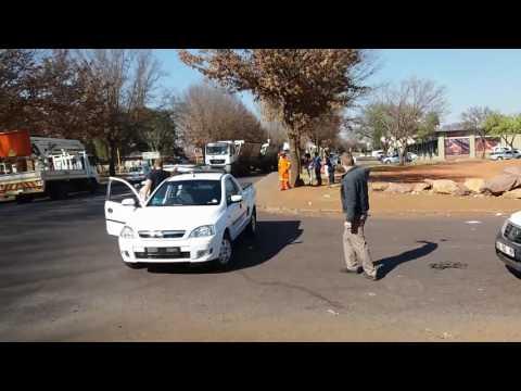 Municipal worker attacks motorist, Middelburg