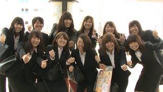 新静大生集合!平成26年度静岡大学・大学院入学式