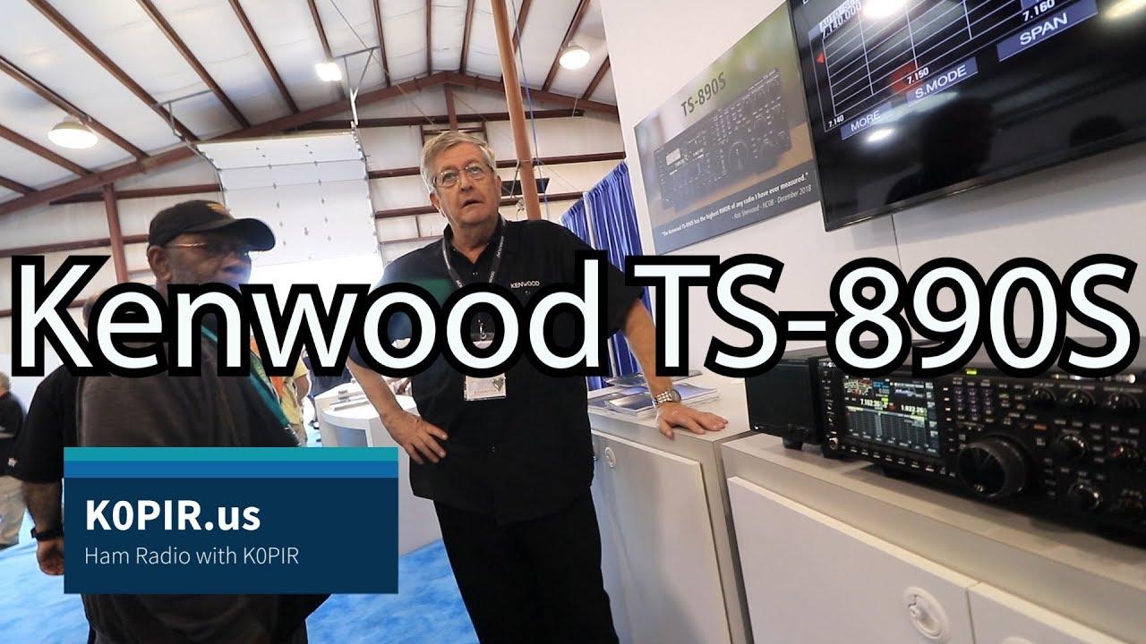 Kenwood TS890S at Hamvention