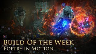 Build of the Week S8E4: Poetry in Motion