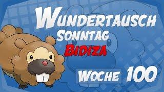 Wundertausch Sonntag-Special - Woche 100 (Bidiza) - Pokémon Omega Rubin und Alpha Saphir (ΩR/αS)