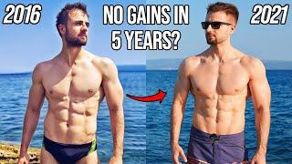 Why I Stopped Gaiฑing Muscle (The Honest Truth)