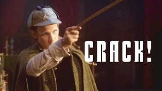 THE DOCTOR WHO CRACK!
