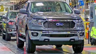 2019 Ford Ranger - PRODUCTION LINE - American Car Factory