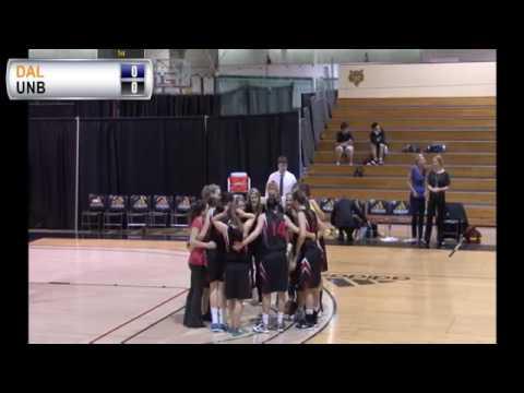 Dalhousie University Tigers vs University Of New Brunswick Varsity Reds - February 24th 2012