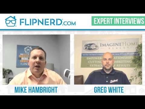 Greg White on Turning Adversity Into Opportunity in Detroit Real Estate Investing