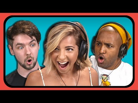 YouTubers React to Struggles Of Being A YouTuber (Gabbie Hanna – Roast Yourself Harder Challenge)