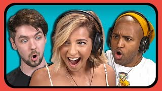 YouTubers React to Struggles Of Being A YouTuber (Gabbie Hanna - Roast Yourself Harder Challenge)