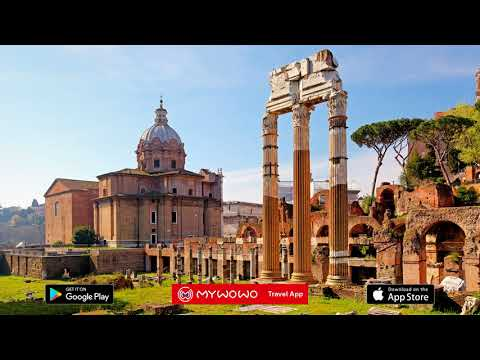 Roman Forum – Introduction – Rome – Audio Guide – MyWoWo  Travel App