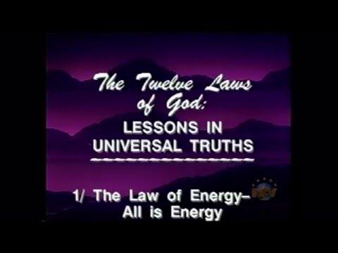 Twelve Laws of God - NTV Captain Atlantis Special