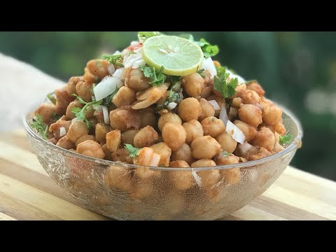 Aloo chana chaat recipe chana chaat recipe iftar recipe