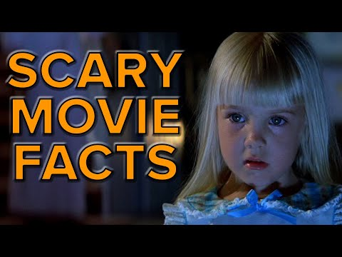 Facts About Scary Movies That Will Blow Your Mind