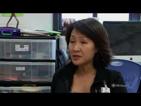 PBS Hawaii - HIKI N? Episode 305 | Ewa Makai Middle School | Personal Profile: Ms. Loan Lim