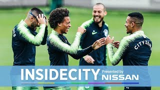 THE 'FRO IS BACK! | Inside City 303