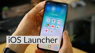 Sprawdzamy iOS Launcher