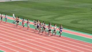 2016年 兵庫リレーカーニバル 中学男子3000m