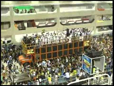 Cordão do Bola Preta no Sambódromo - 27/02/2011