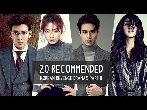 20 Recommended Korean Revenge Dramas | Part II