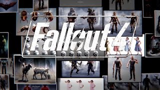 The Team Bringing Fallout 4 to Life - Part 1 (Official)