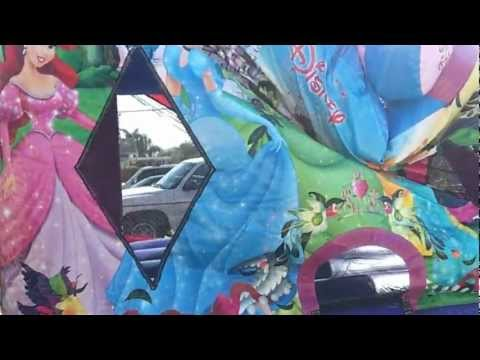 Princess Bounce House party rentals