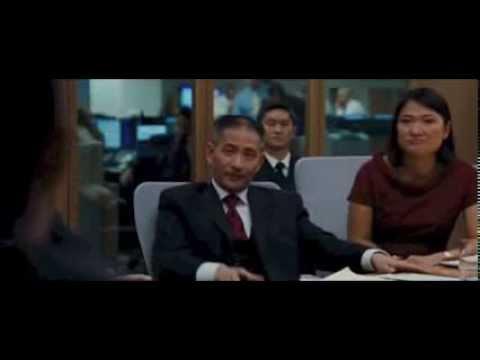 Wall Street: Money Never Sleeps - Chinese business meeting