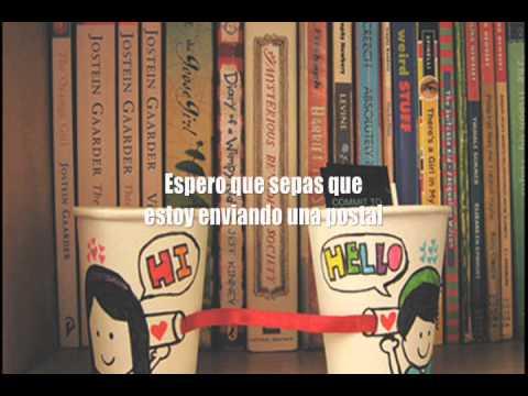 James Blunt - Postcards Subtitulada en español + Lyrics en la descripción.
