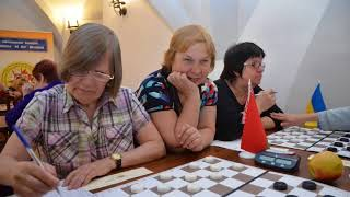 Nidzica 2018. 2nd European Draughts-64 Disabilities Ch. Photo-video film 6