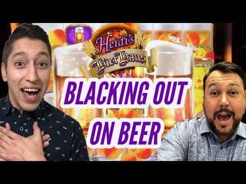 Bier Haus Free Games🍻 Heidi Pours a WILD BLACKOUT