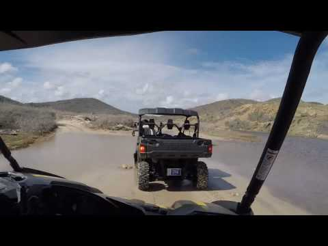 Aruba UTV Adventures Excursion October 2016