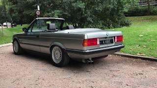 Classic BMW E30 325i Convertible Hire